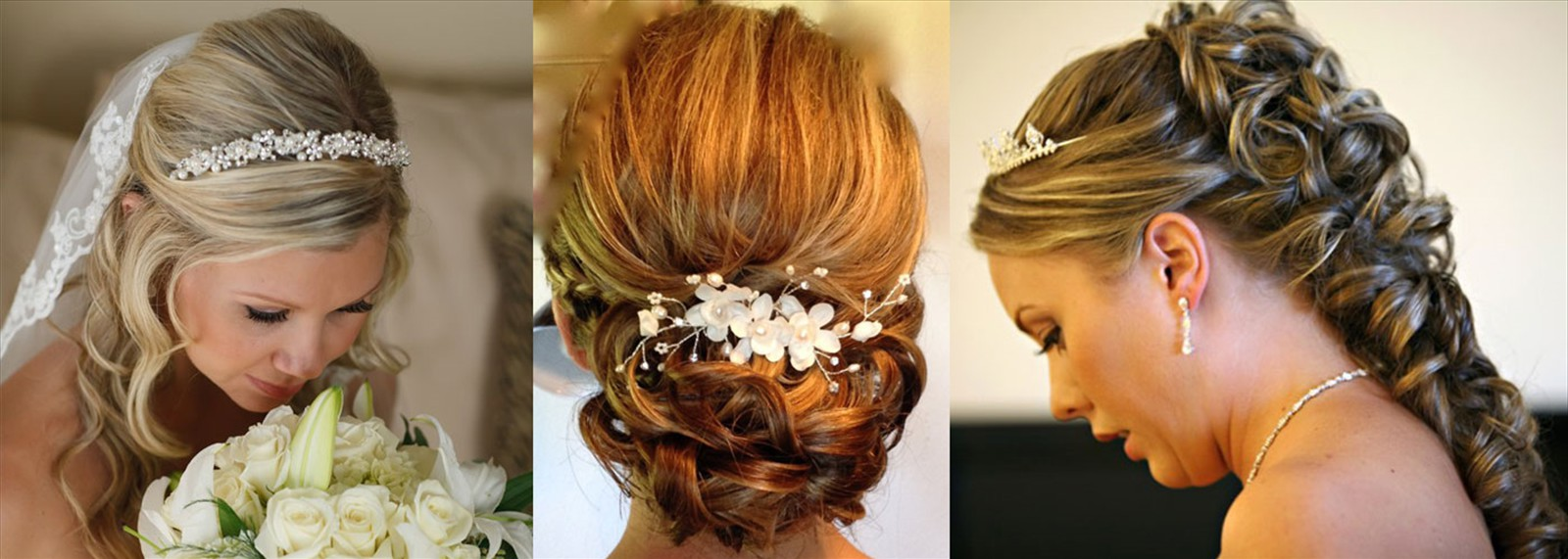 Brides Hair Styling